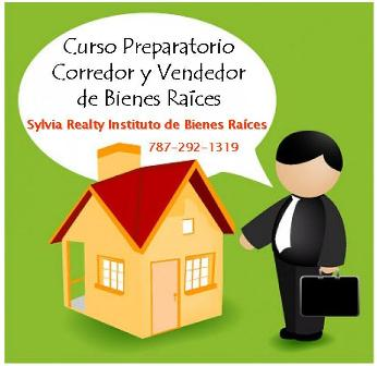curso preparatorio bienes raices