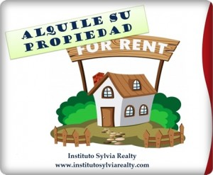Alquile su propiedad - taller